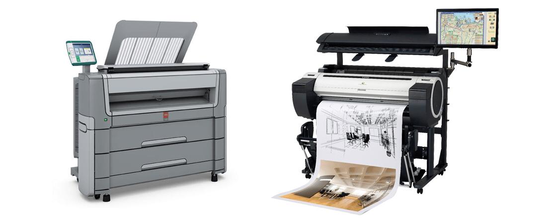 maszyny do druku i skanowania